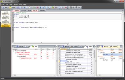 Kimien Software - SpeedQuel Oracle Development Tool
